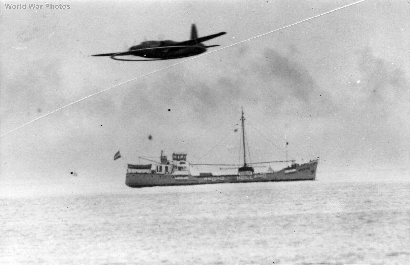 Vickers Wellington DWI minesweeper