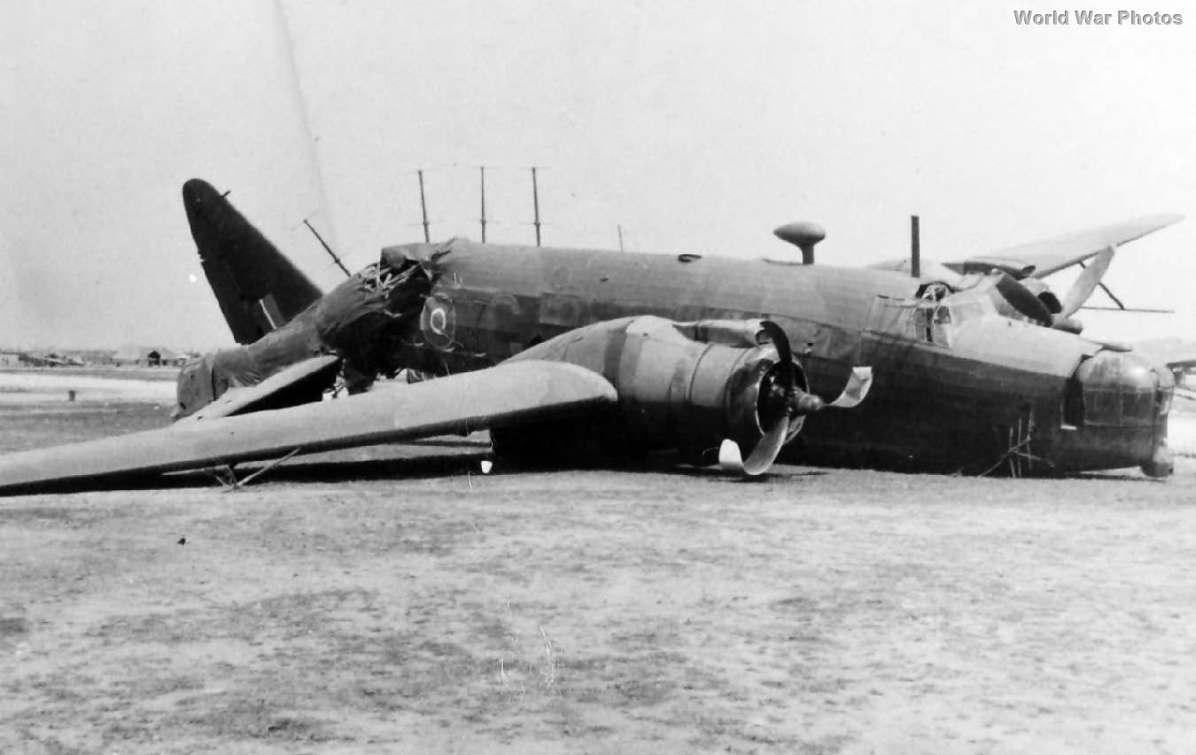 Wellington GR Mk XIII wreck