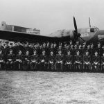 75 Squadron Personnel with Wellington NZ302 1939