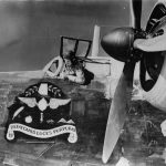 Nose Art Wellington IC T2508 LF-O 37 Sqn 1941