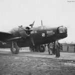 Polish Wellington Z1277 Eeklo 1941