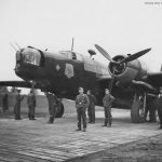 Polish Wellington Z1277 of No. 301 Polish Bomber Squadron Eeklo 1941 2