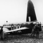 Captured Vickers Wellington KX-E L7788 5