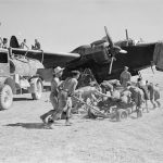 Vickers Wellington and Bedford QL MTO