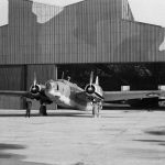 Vickers Wellington Mk IV Prototype R1220 Chester 1941
