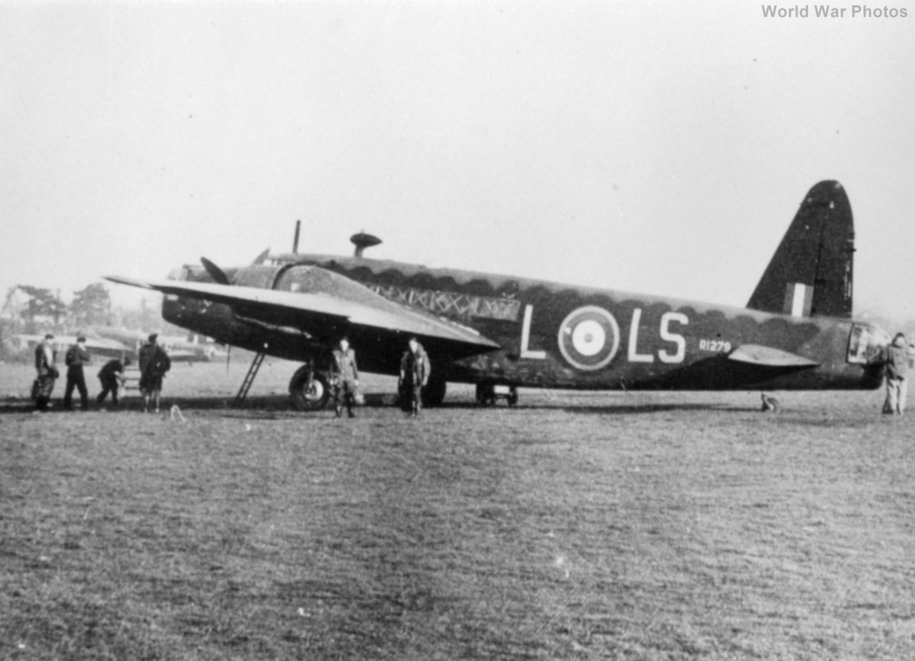15 Squadron Wellington