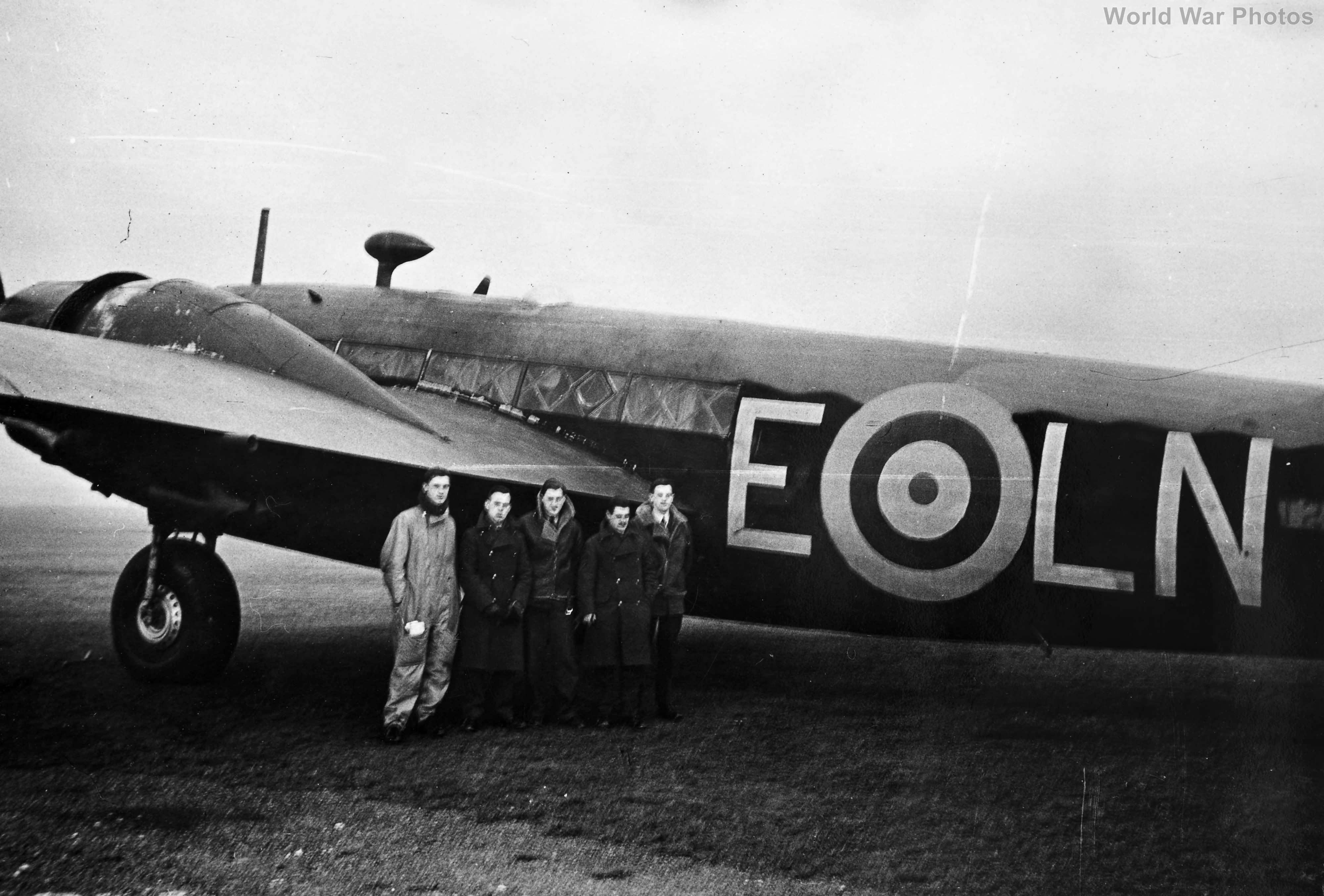 99 Squadron Vickers Wellington Waterbeach airfield