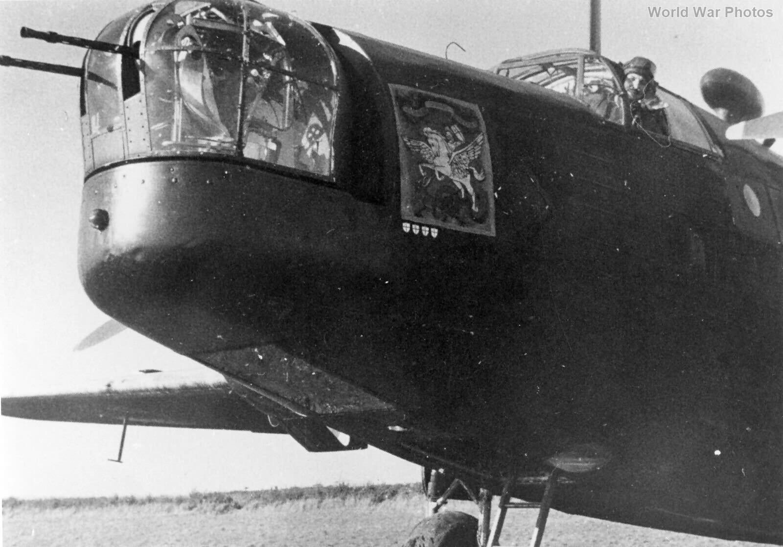 Wellington 12 Sqn 1941 PO C A Barnes
