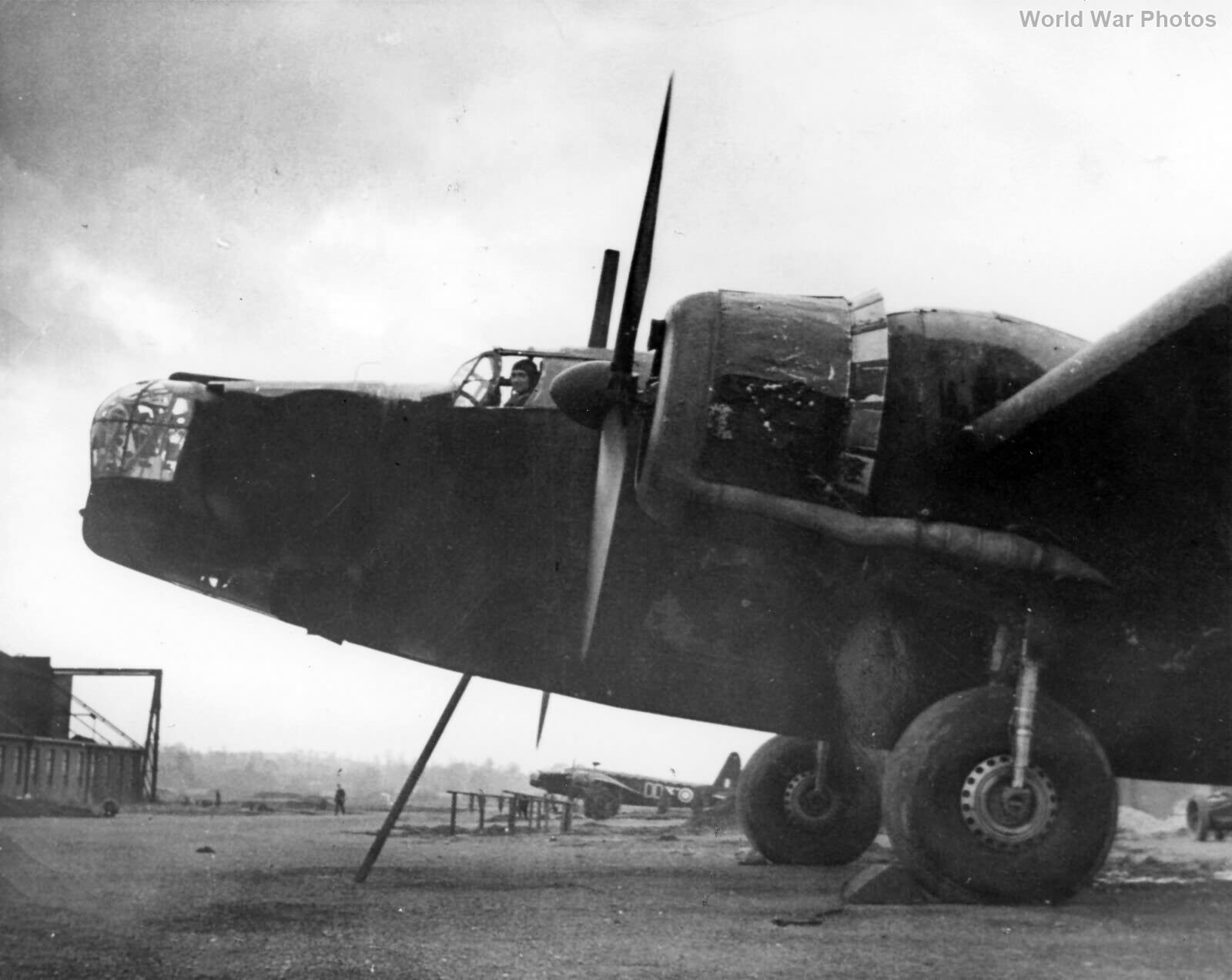 Wellington at Wellesbourne Mountford Airfield