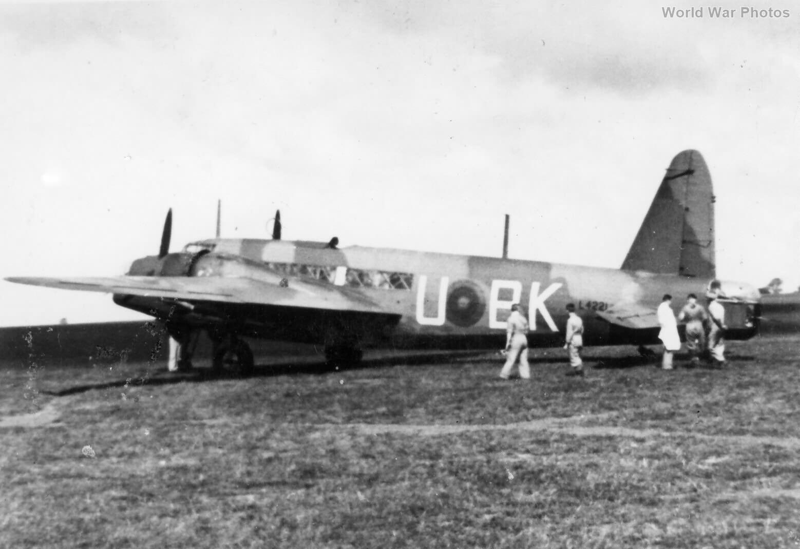 Wellington Mk.I 115 Sqn 1939