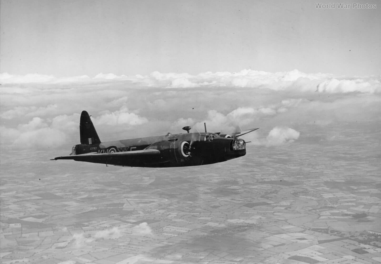 Wellington III of 425 Squadron