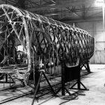 Wellington fuselage construction