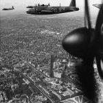 Bastille Day 1939 Wellingtons over Paris