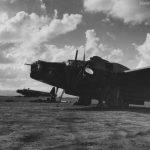 Wellingtons Mk III at Blida airfield
