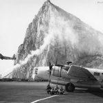 Wellington XIV 458 Sqn Gibraltar