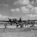 Wellington refuelling Algeria 1943