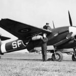 """""""Whirlibomber"""" of No. 137 Squadron RAF, March 1943"""