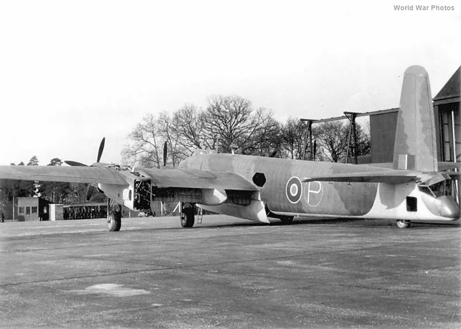 Third prototype Vickers Type 461 Windsor at Wisley airfield