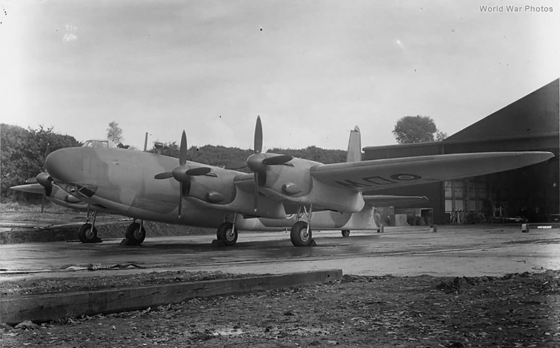 Vickers Windsor Prototype DW506
