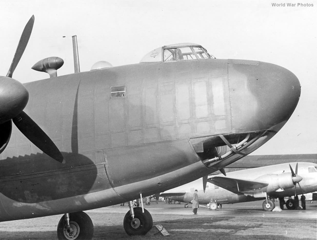 Windsor 2nd Prototype Farnborough 1945