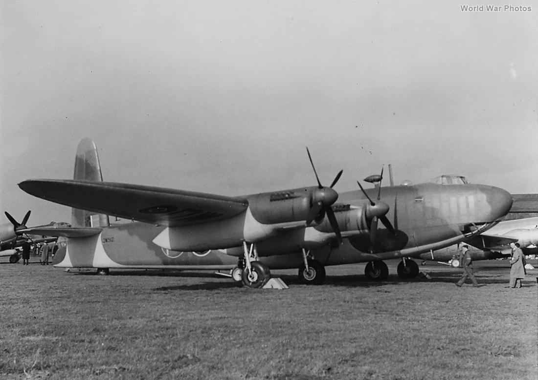 Vickers Windsor 2nd prototype