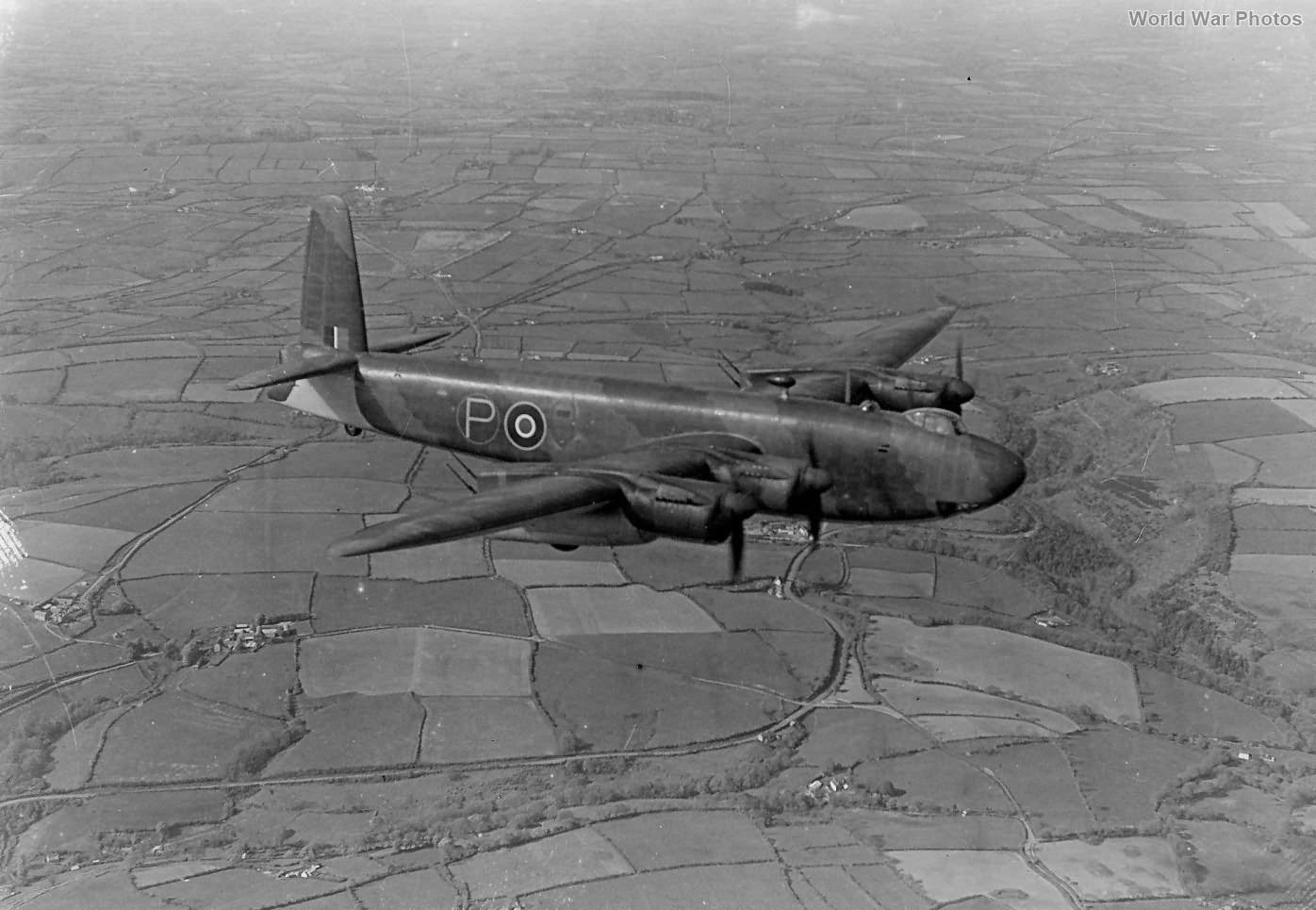 Vickers Windsor NK136