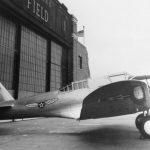 Northrop A-17A 36-185