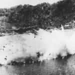 "A-20G Havoc 43-9432 ""Bevo"" shot down at Kokas"