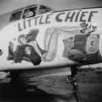 A-20G Havoc 43-9521 named LITTLE CHIEF of the 90th Bomb Group 2