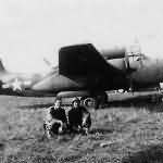A-20J Attack Bomber GERRY 43-21747