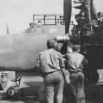 A-20 47th Bomb Group shark mouth