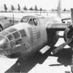 "Douglas A-20 Havoc #52 ""Camille C"" of 47th Bomb Group"