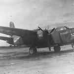 A-20 Bomber JEANETTE