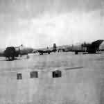 A-20 and B-24 1943 Pacific