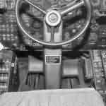 Douglas A-20 Havoc bomber Cockpit