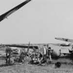 French Douglas DB-7 Bomber Wreckage