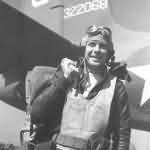 WW2 aircraft A 20 Aircrew member