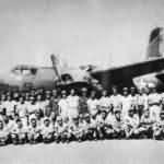 A-20G 43 22154 Piz Doff 672nd BS 417th BG