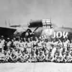 A-20G 43 22156 My Joy 674th BS 417th BG