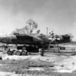 A 20 Havoc under repair Townsville Australia 1944