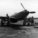 A-36 nose 527th Fighter-Bomber Squadron 86th Fighter Bomber Group 1944 Italy