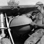 North American A-36 75 gallon drop tank Italy