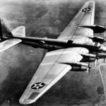 Boeing XB-15 in flight