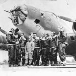 B-17E of the 97th BG, 342nd Bomb Squadron – crew prepares for mission August 1942