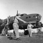 Boeing B-17E in Australia, May 1942