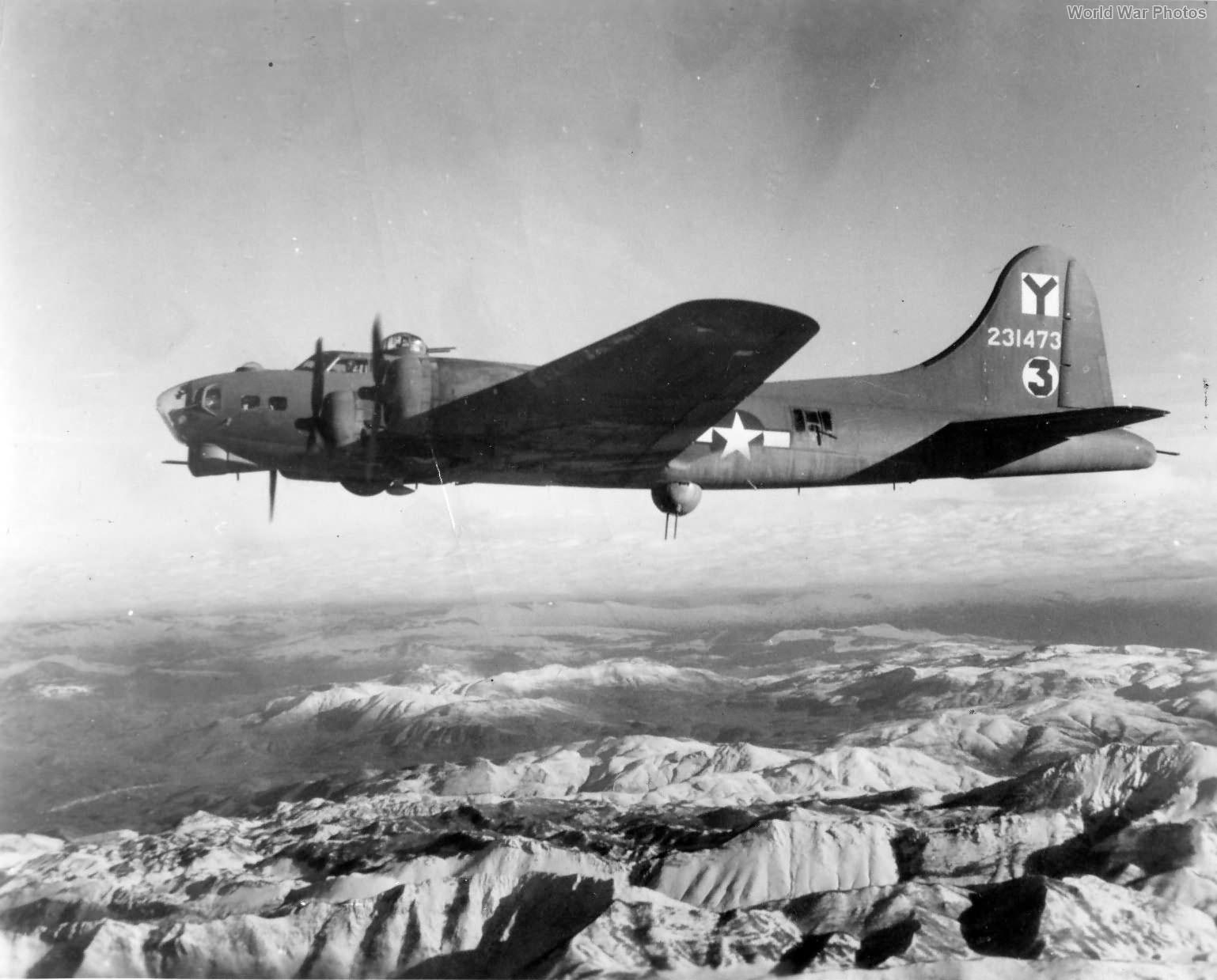 B-17 42-31473 301st BG