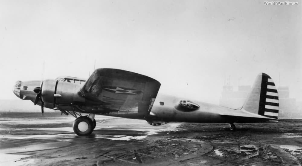 Y1B-17A 37-369