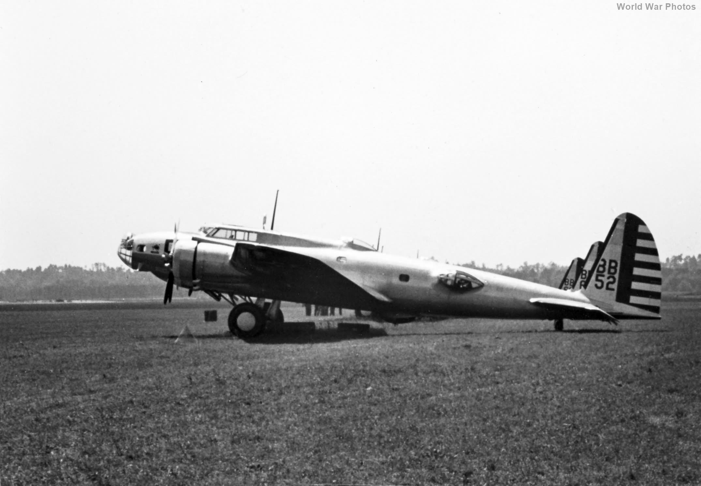 Y1B-17 20th BS 2nd BG Langley Field 1937