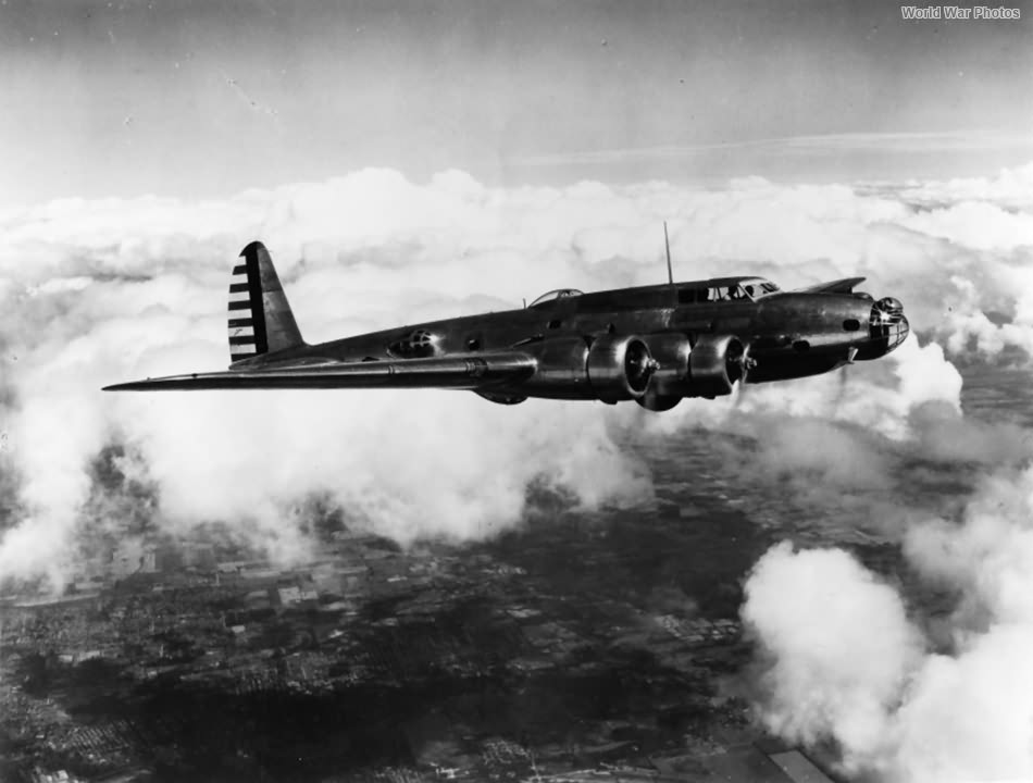Y1B-17 Wright Field