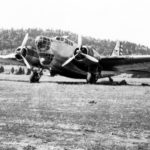 Douglas B-18A of the 17th Bomb Group at Felts Field 1940